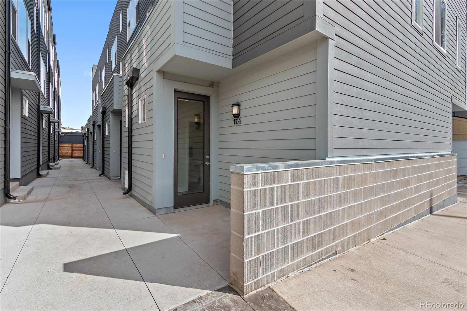 MLS# 7807225 - 4 - 1480 Wolff Street #114, Denver, CO 80204
