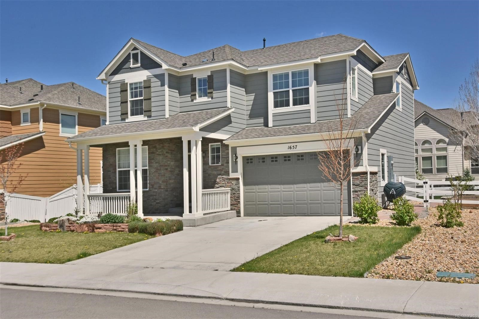 MLS# 7845487 - 1 - 1657  Dorothy Circle, Longmont, CO 80503