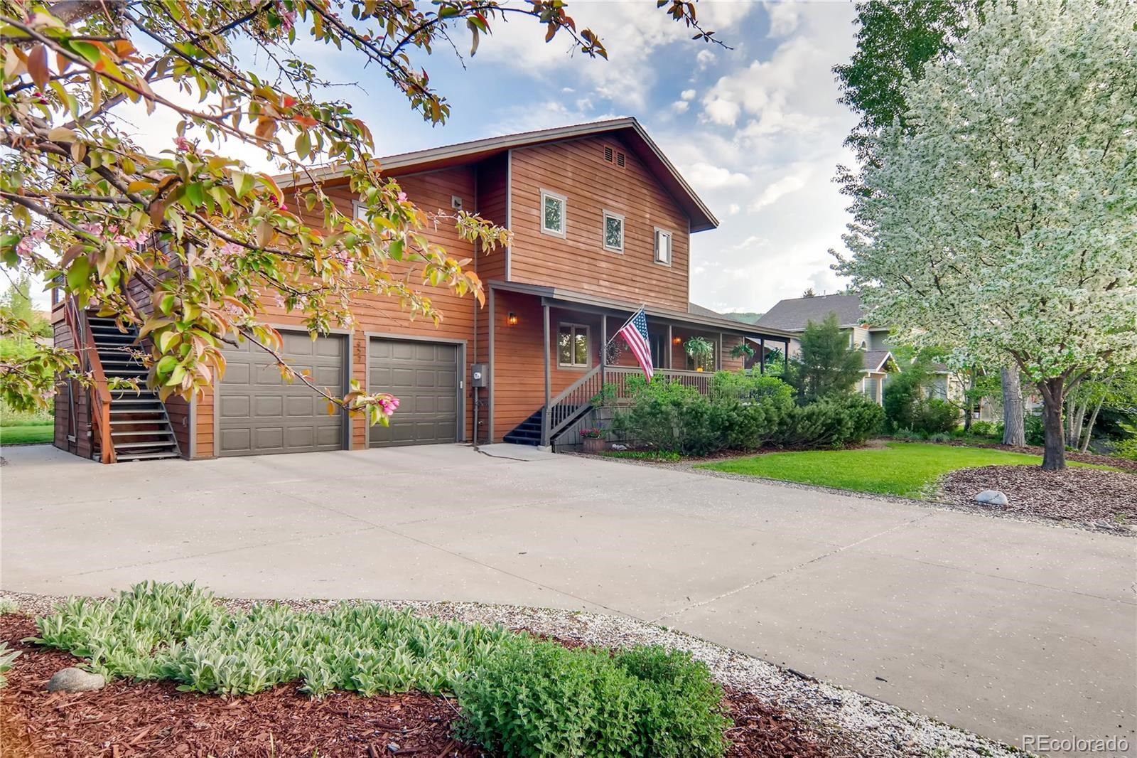 MLS# 7851899 - 1 - 457  Cherry Drive, Steamboat Springs, CO 80487