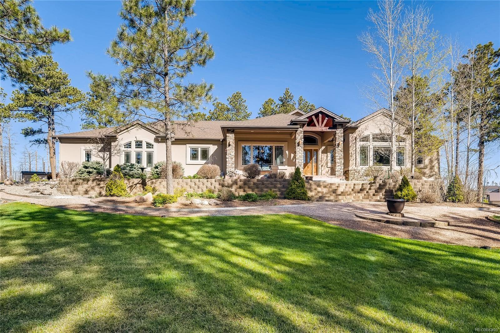 MLS# 7899944 - 1 - 9820  Shoup Road, Colorado Springs, CO 80908