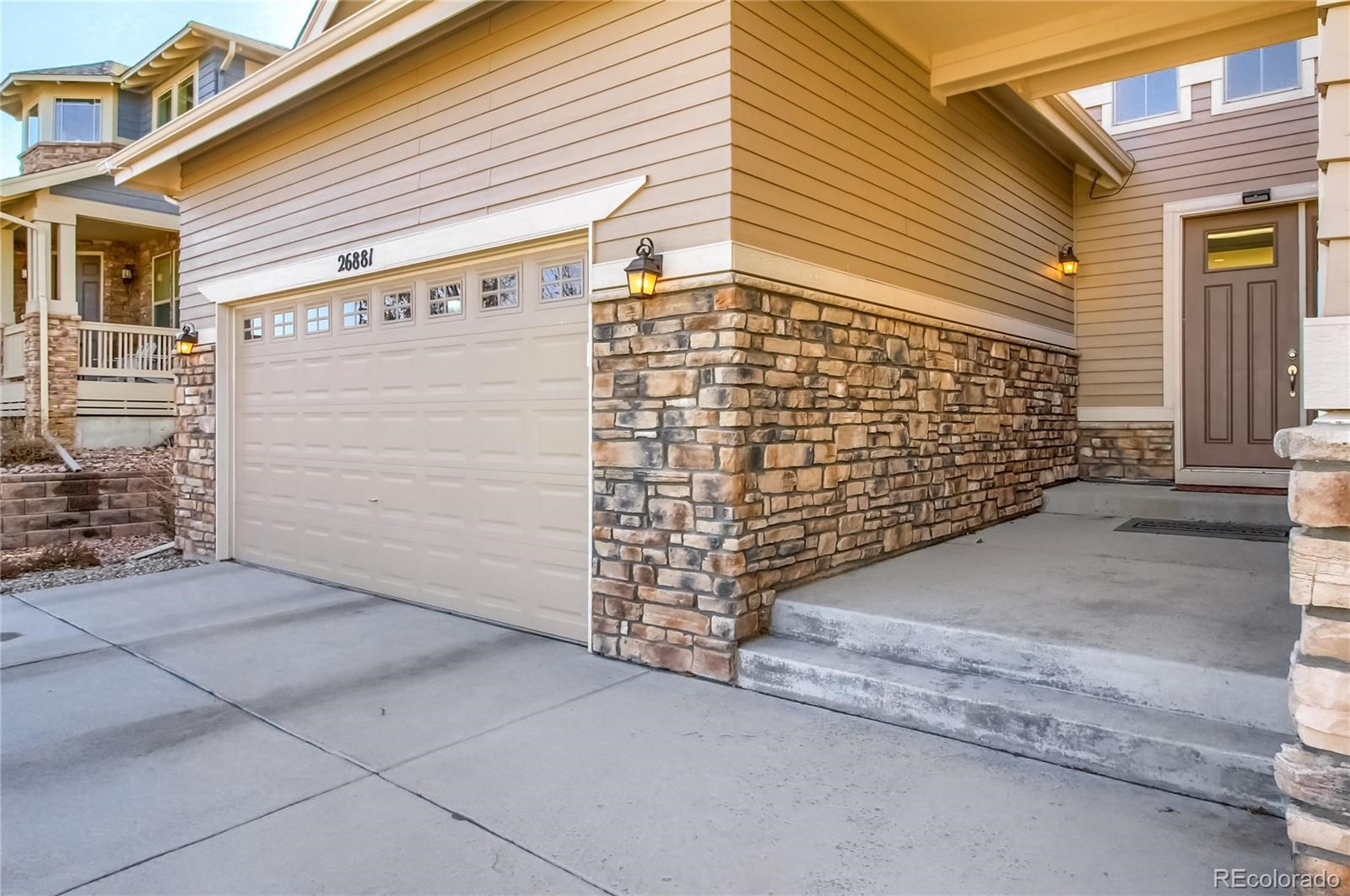 MLS# 7906413 - 26881 E Briarwood Circle, Aurora, CO 80016