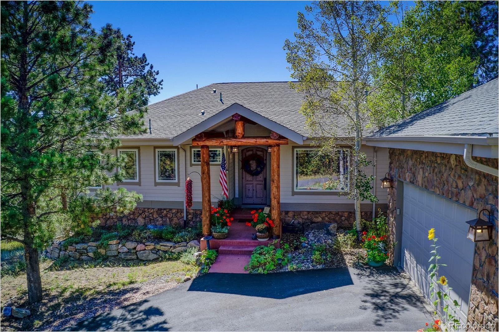 MLS# 7982246 - 2 - 13831 Douglas Ranch Drive, Pine, CO 80470
