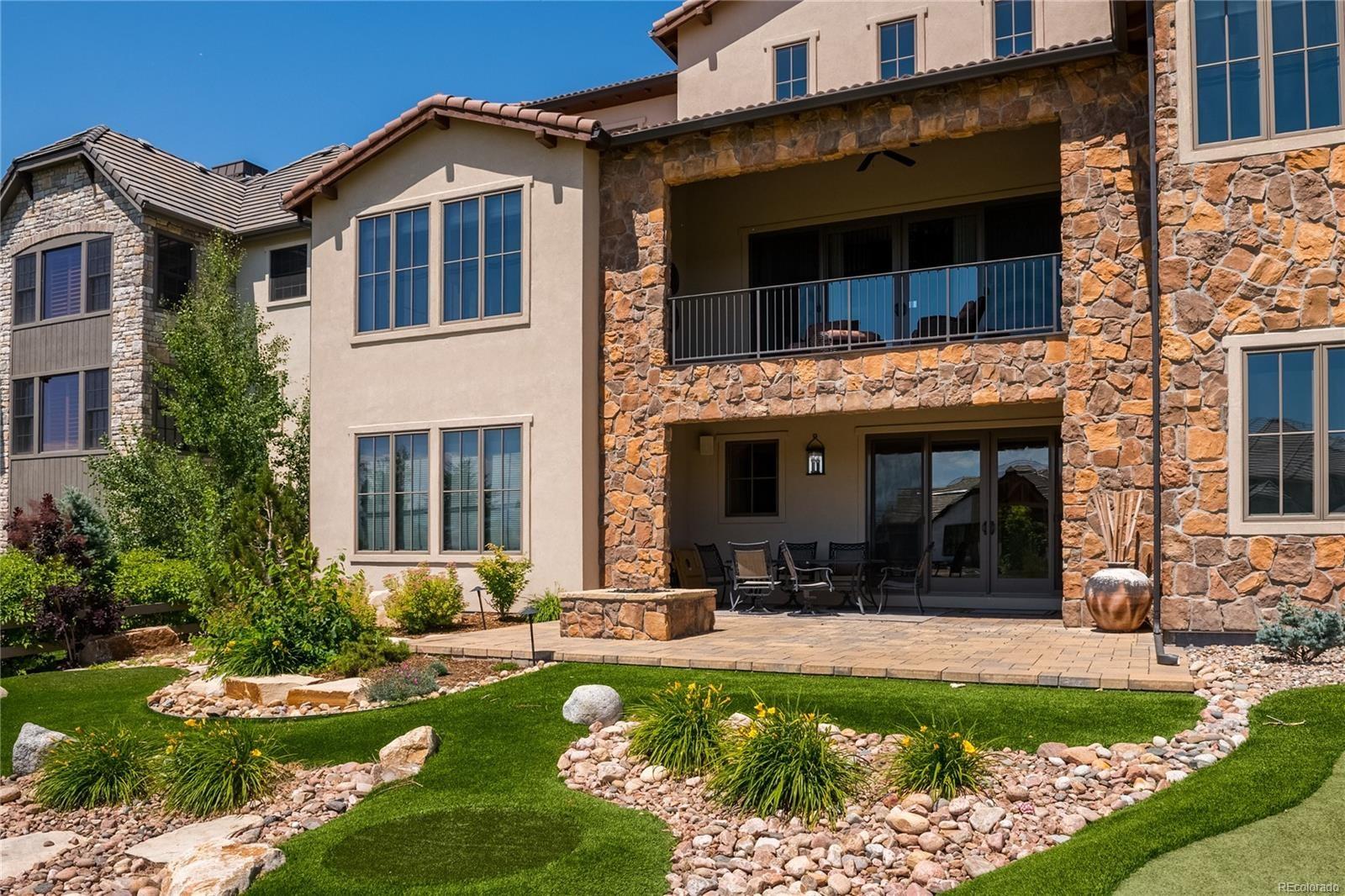 MLS# 8045685 - 35 - 40 Flowerburst Way, Highlands Ranch, CO 80126