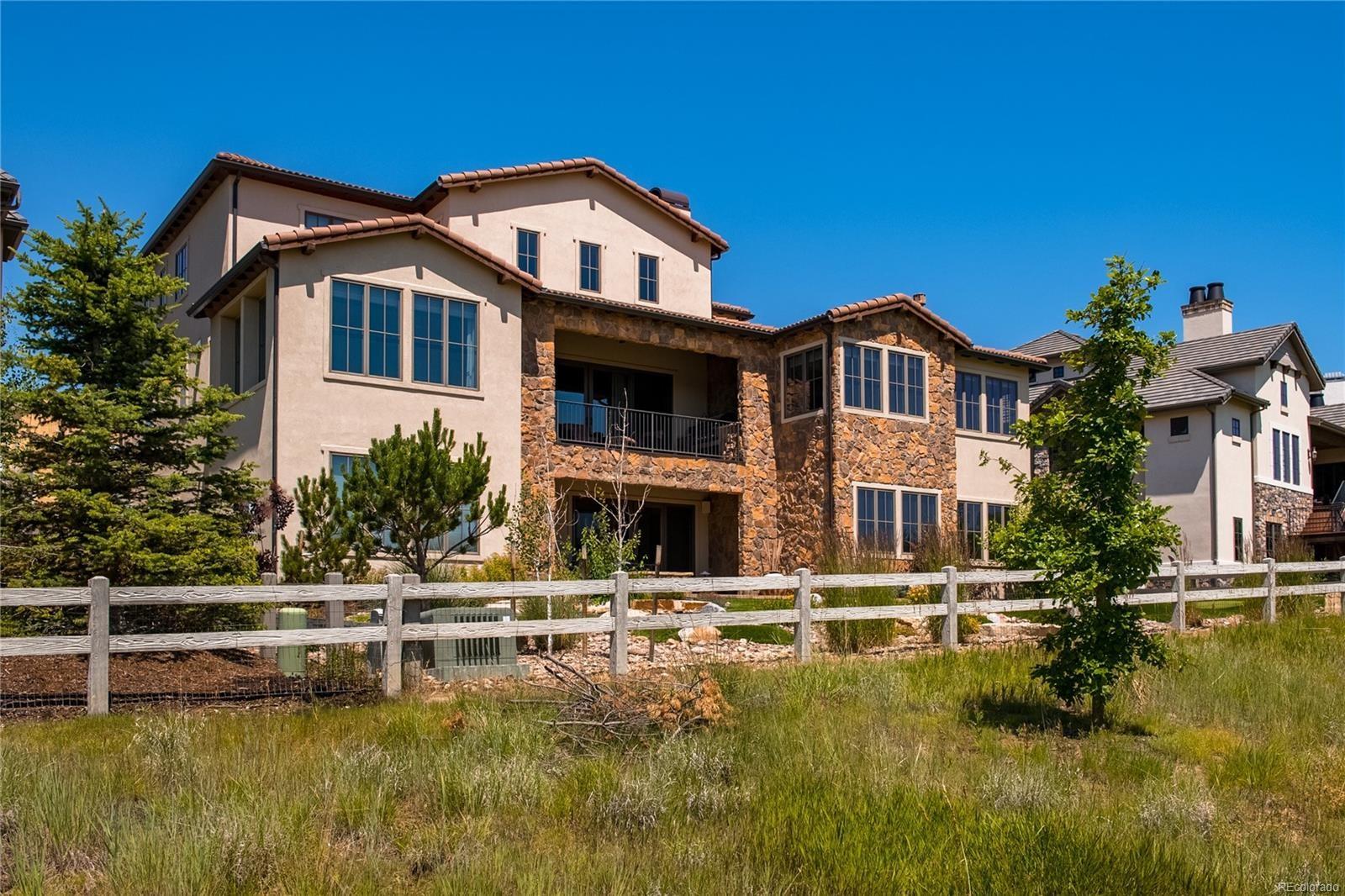 MLS# 8045685 - 38 - 40 Flowerburst Way, Highlands Ranch, CO 80126