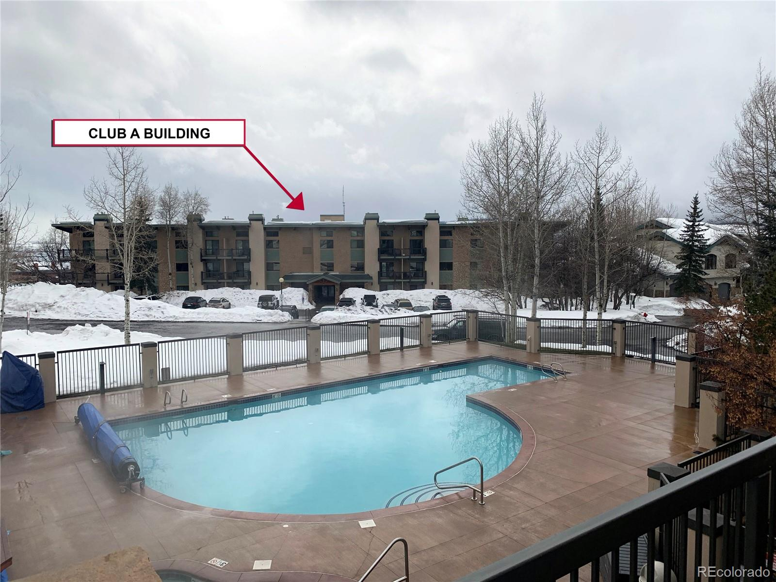 MLS# 8046163 - 21 - 2355 Storm Meadows Dr 311  #A-311, Steamboat Springs, CO 80487