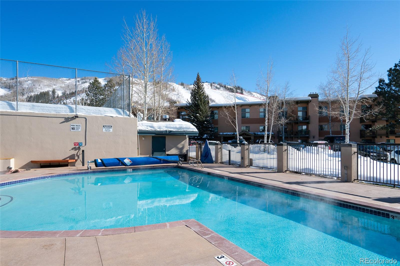 MLS# 8046163 - 25 - 2355 Storm Meadows Dr 311  #A-311, Steamboat Springs, CO 80487