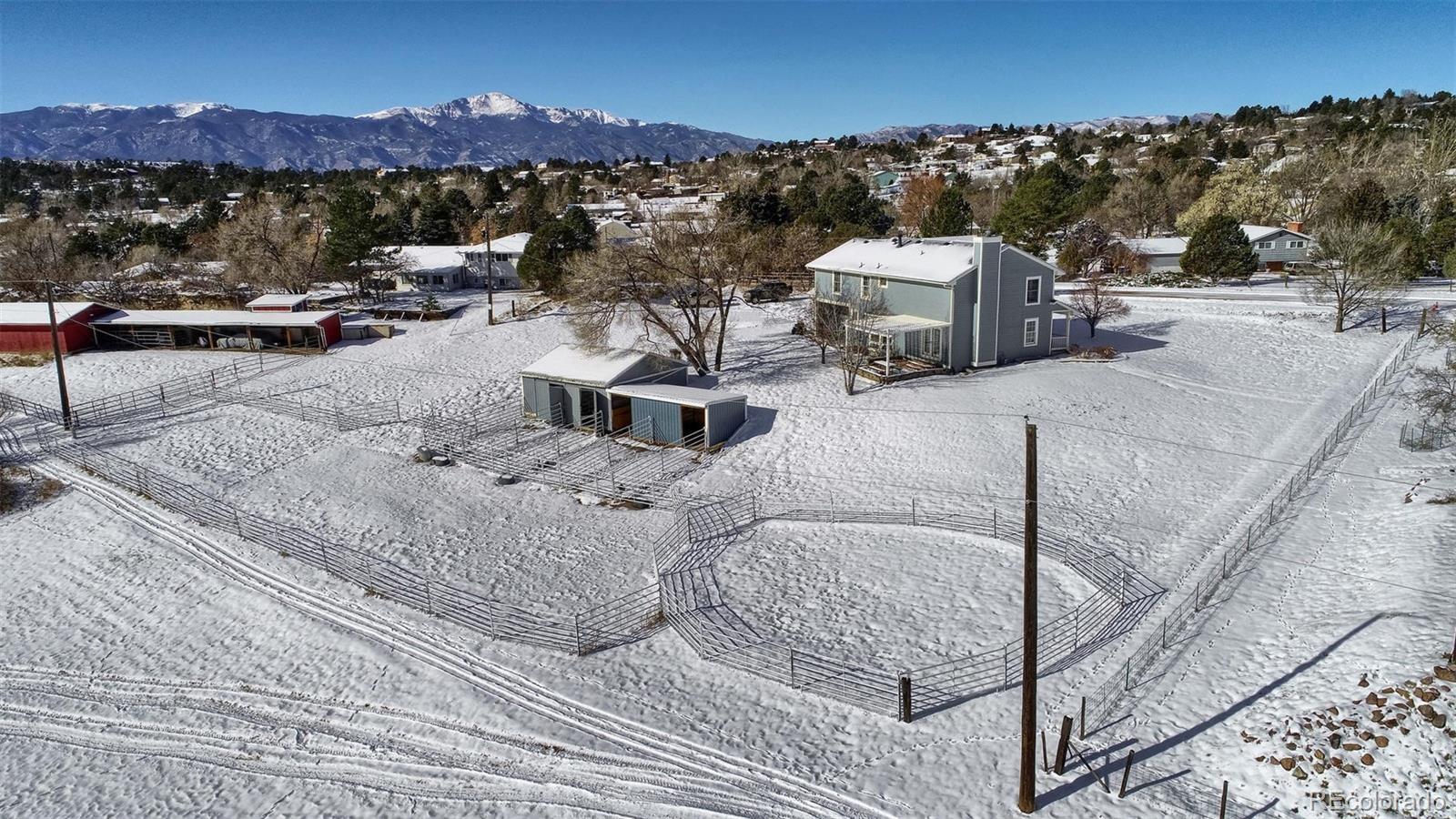 MLS# 8054949 - 17 - 5209 Brady Road, Colorado Springs, CO 80915