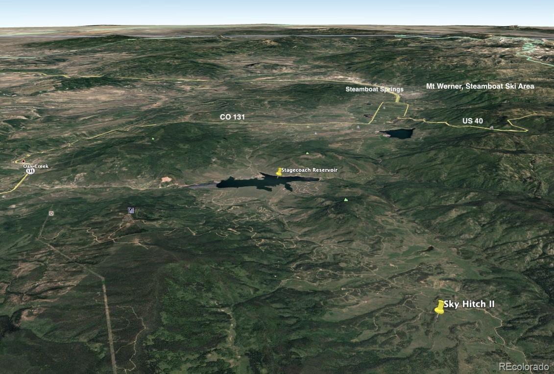 MLS# 8100803 - 2 - Lot 140 Halter Trail , Oak Creek, CO 80467