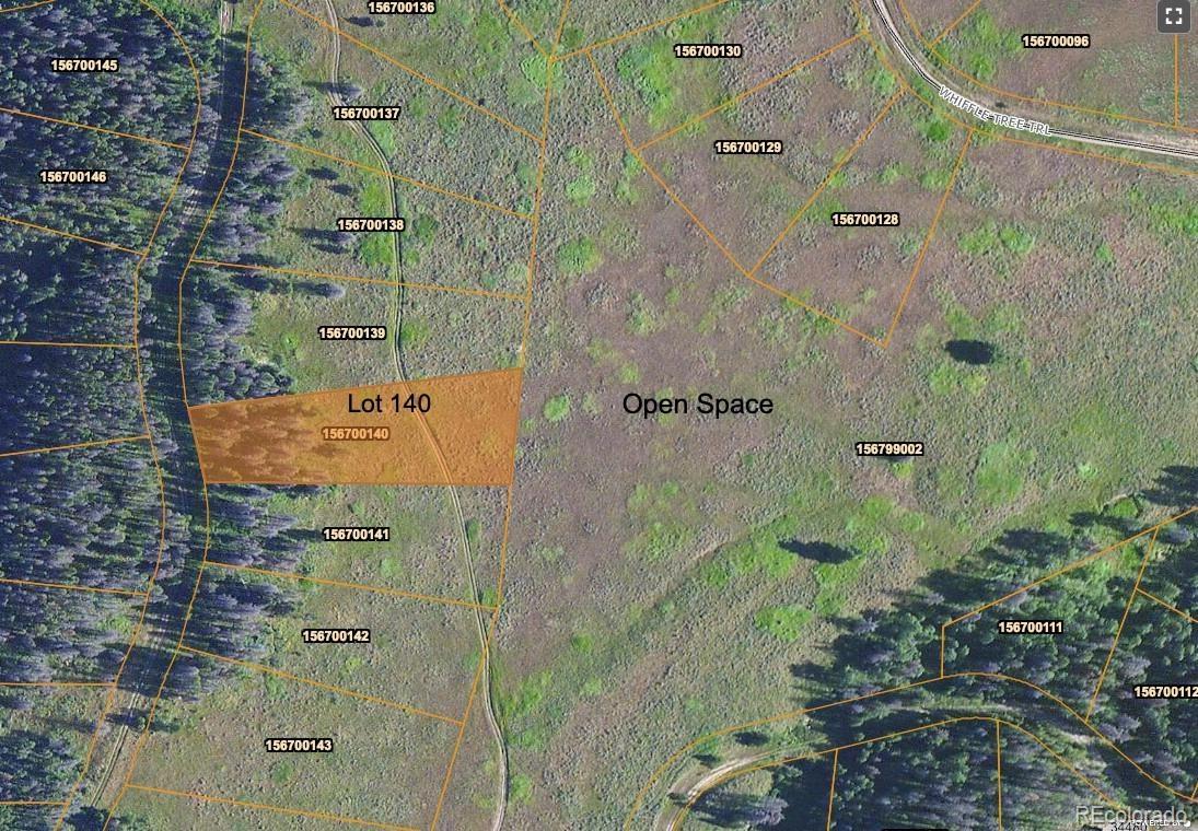 MLS# 8100803 - 3 - Lot 140 Halter Trail , Oak Creek, CO 80467