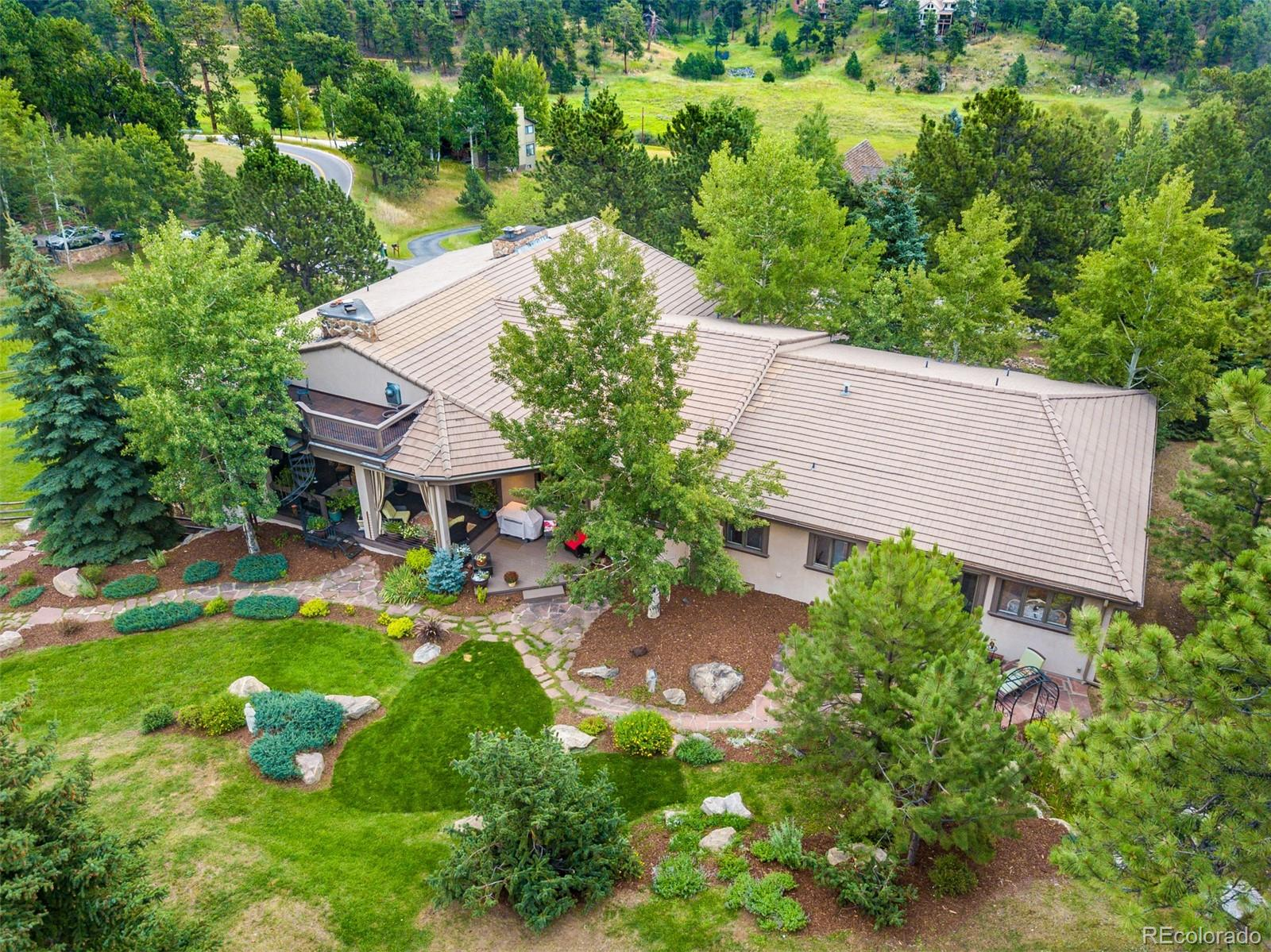 MLS# 8110155 - 31 - 2201 Interlocken Drive, Evergreen, CO 80439