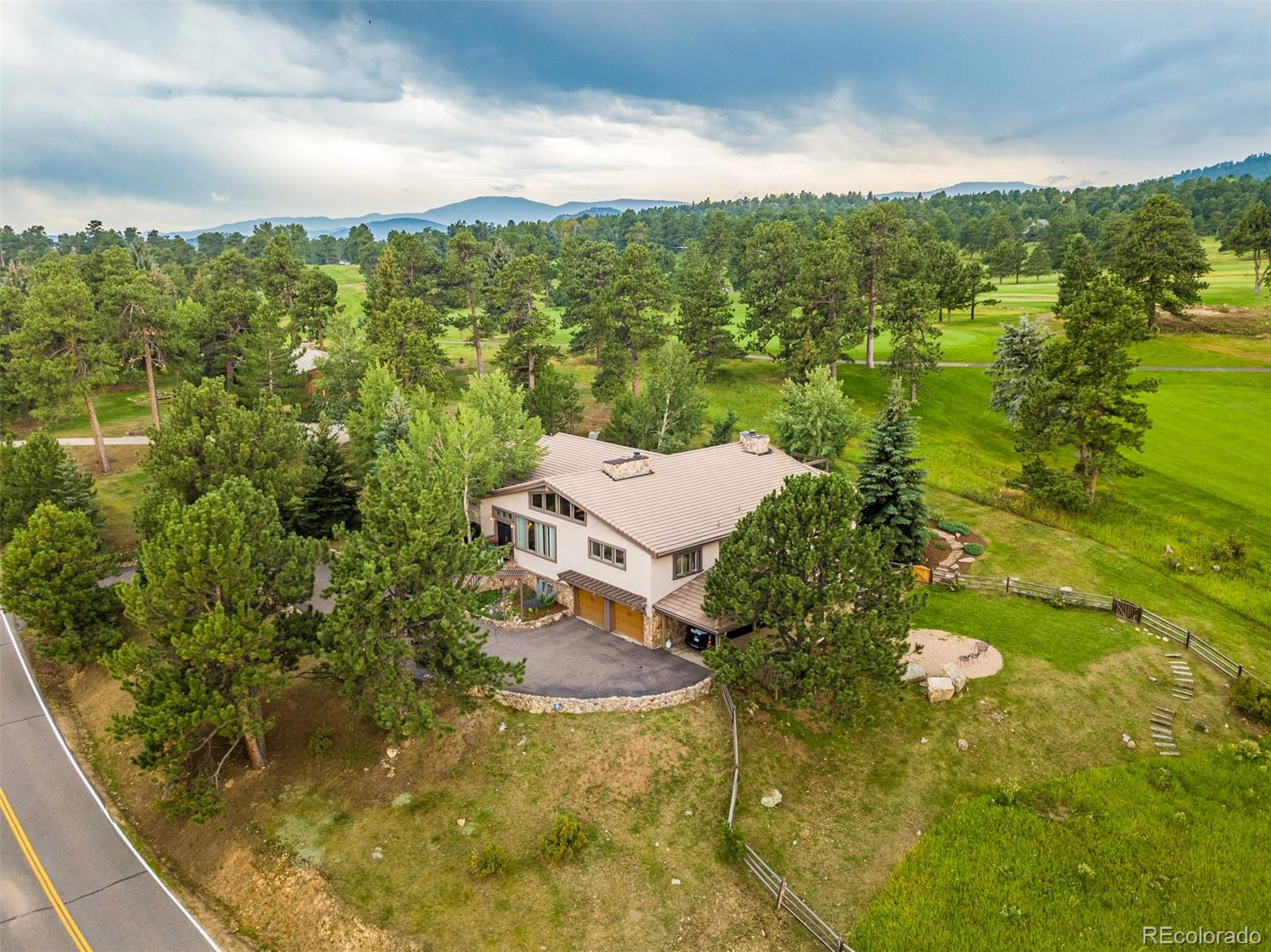MLS# 8110155 - 32 - 2201 Interlocken Drive, Evergreen, CO 80439