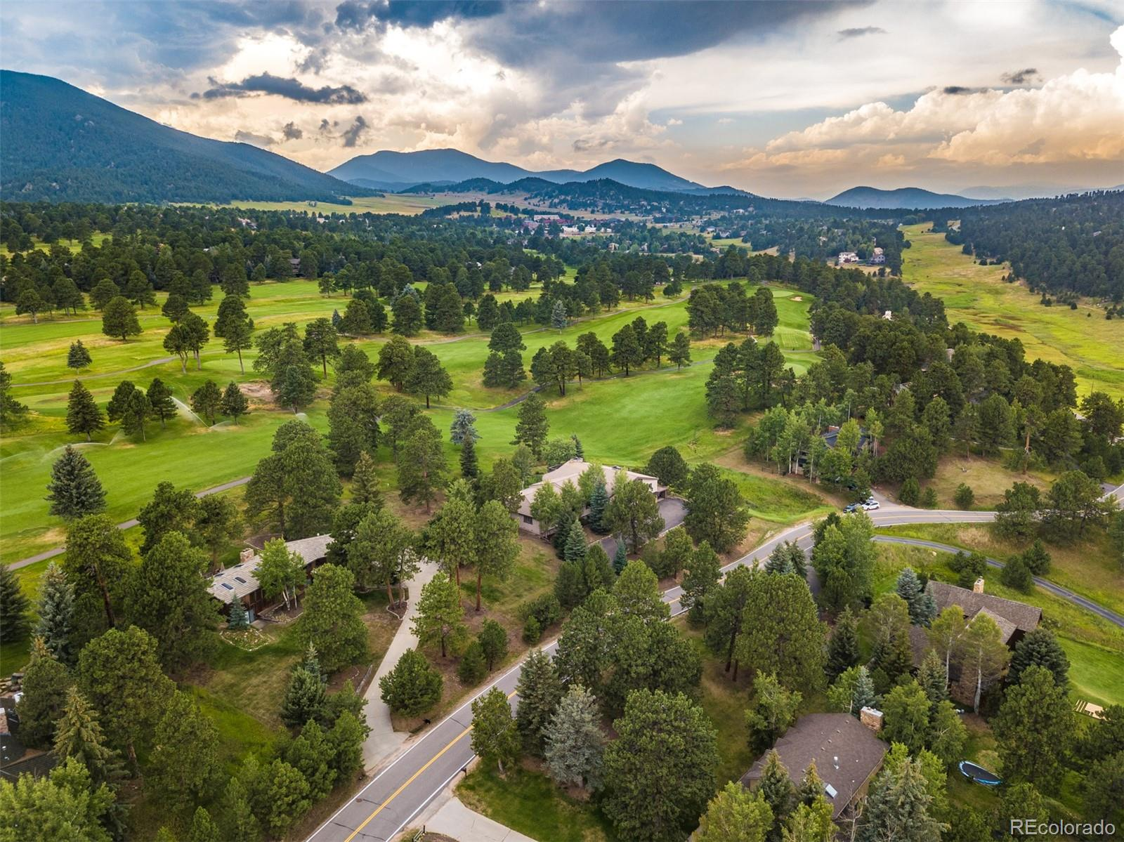 MLS# 8110155 - 33 - 2201 Interlocken Drive, Evergreen, CO 80439