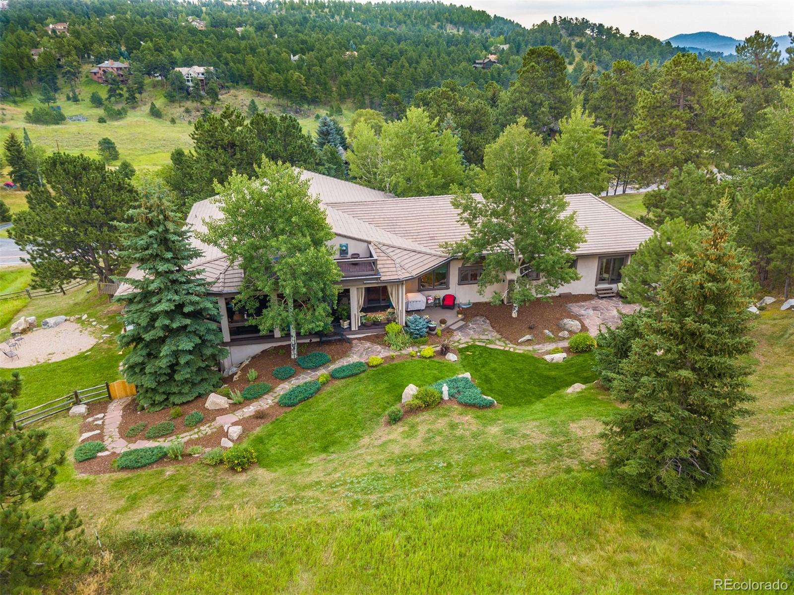 MLS# 8110155 - 38 - 2201 Interlocken Drive, Evergreen, CO 80439