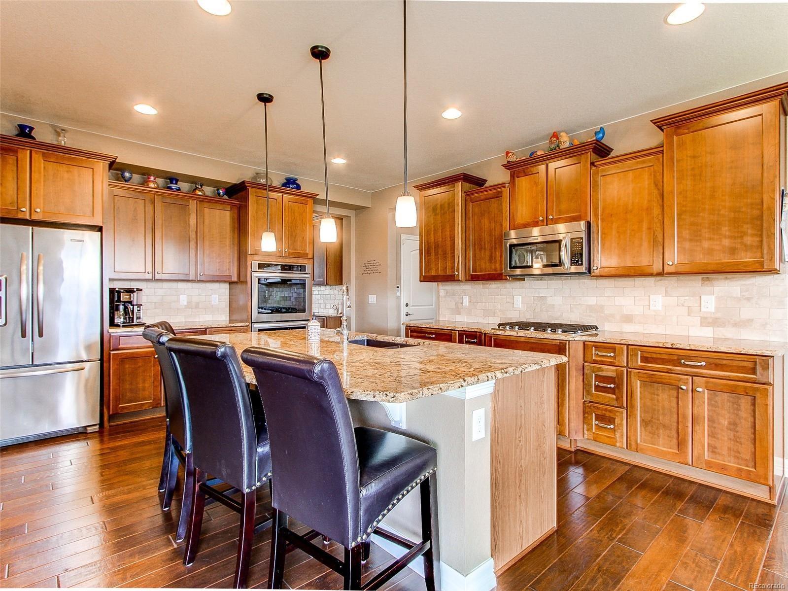 MLS# 8142376 - 6 - 14585 Saddlebred Avenue, Parker, CO 80134