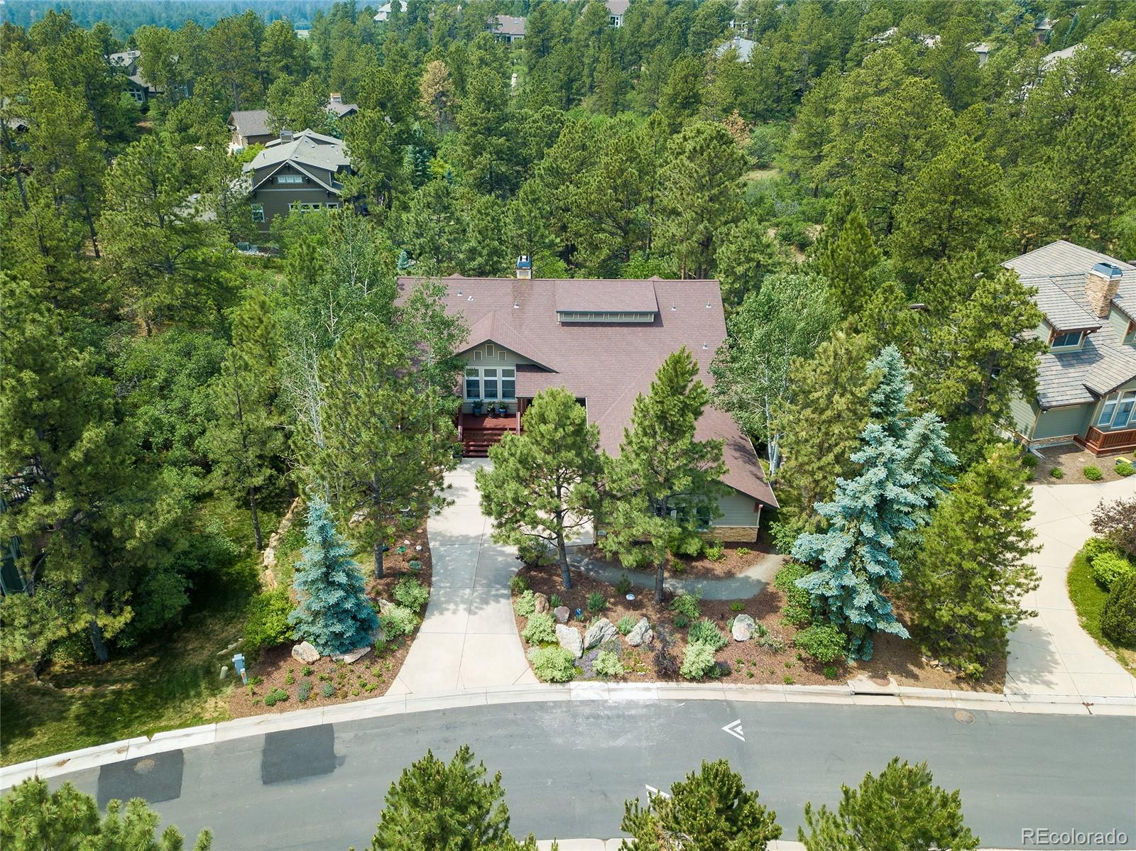MLS# 8150320 - 2 - 1198 Forest Trails Drive, Castle Pines, CO 80108