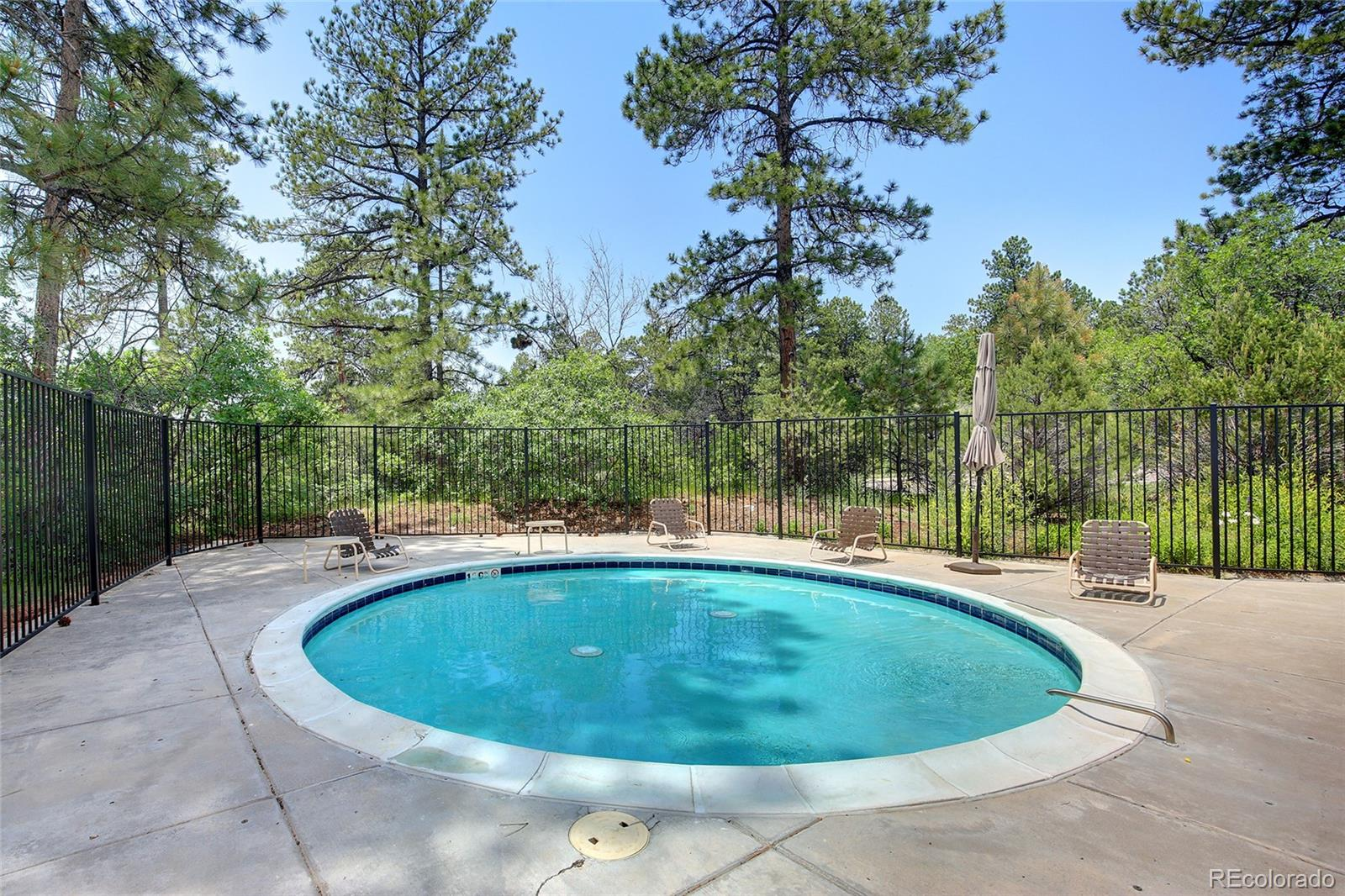 MLS# 8150320 - 40 - 1198 Forest Trails Drive, Castle Pines, CO 80108