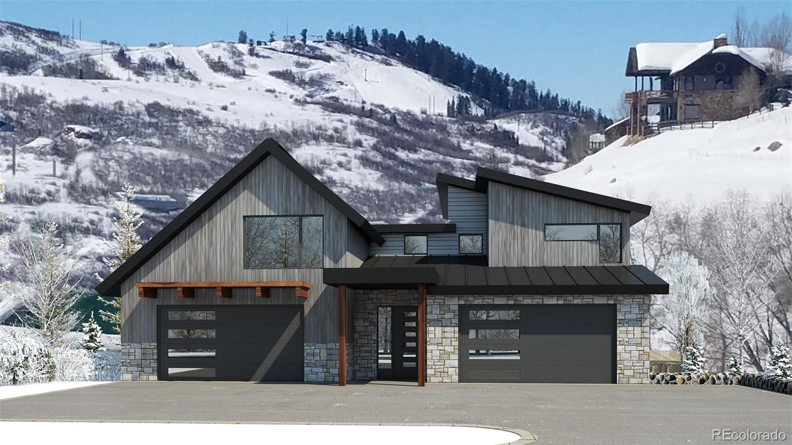 MLS# 8166370 - 2 - 843 Mill Run Court, Steamboat Springs, CO 80487
