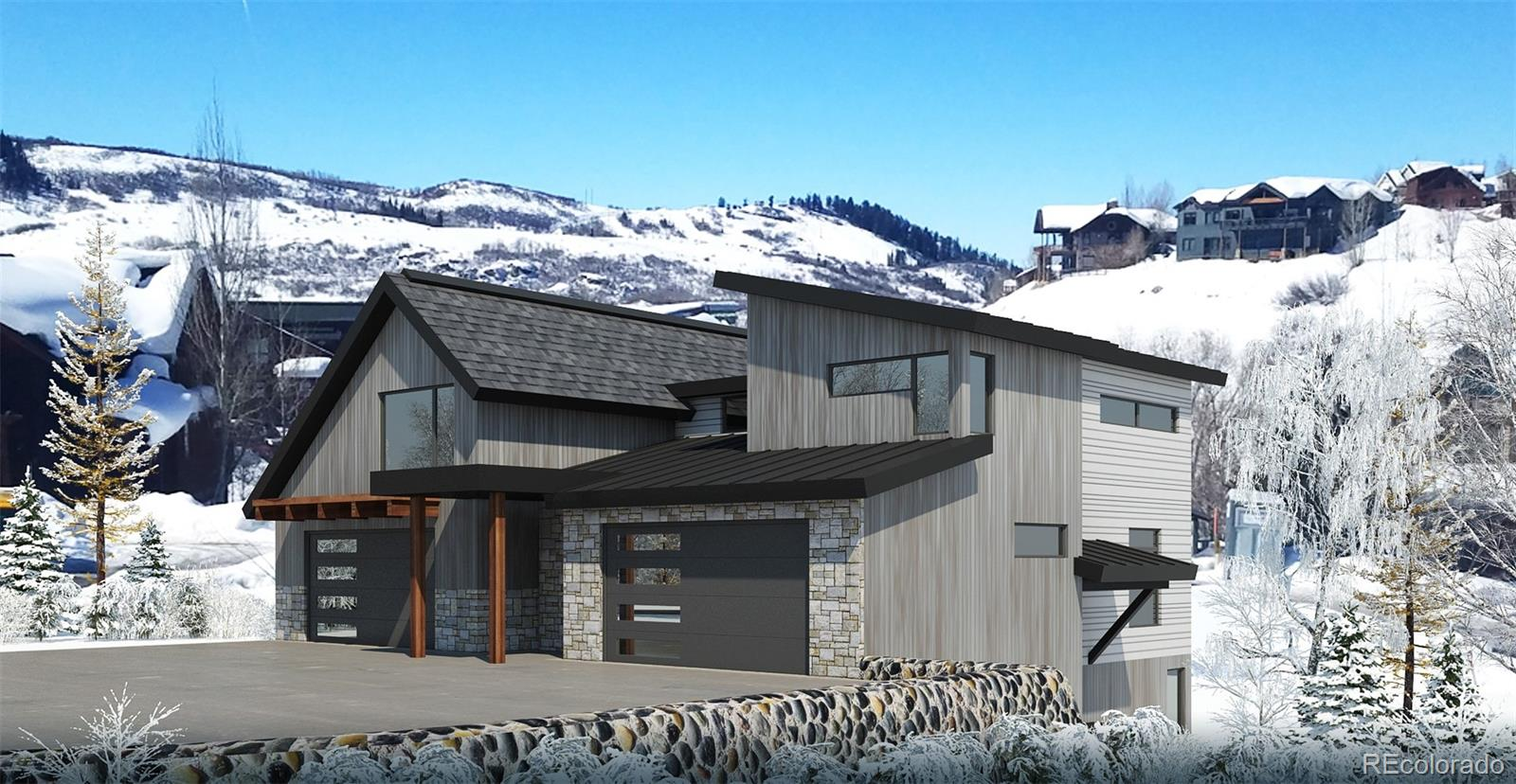 MLS# 8166370 - 3 - 843 Mill Run Court, Steamboat Springs, CO 80487