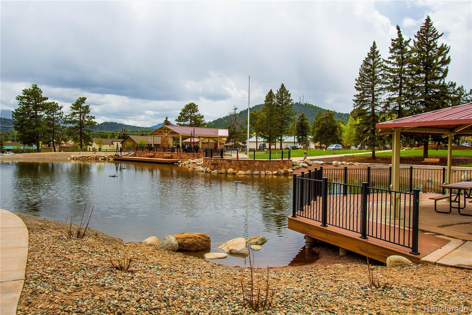 MLS# 8168025 - 17 - 1215 Cottontail Trail, Woodland Park, CO 80863