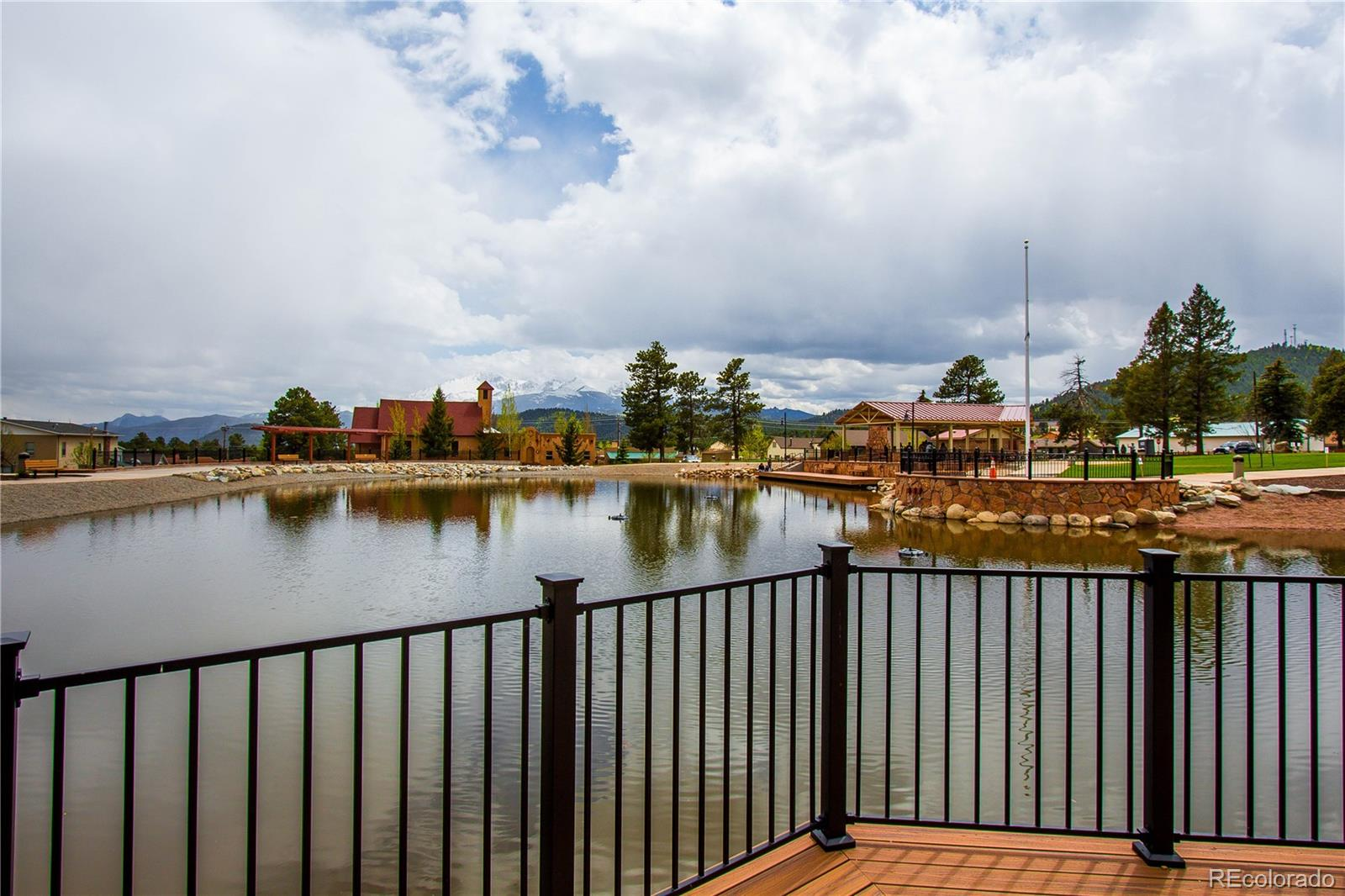 MLS# 8168025 - 20 - 1215 Cottontail Trail, Woodland Park, CO 80863