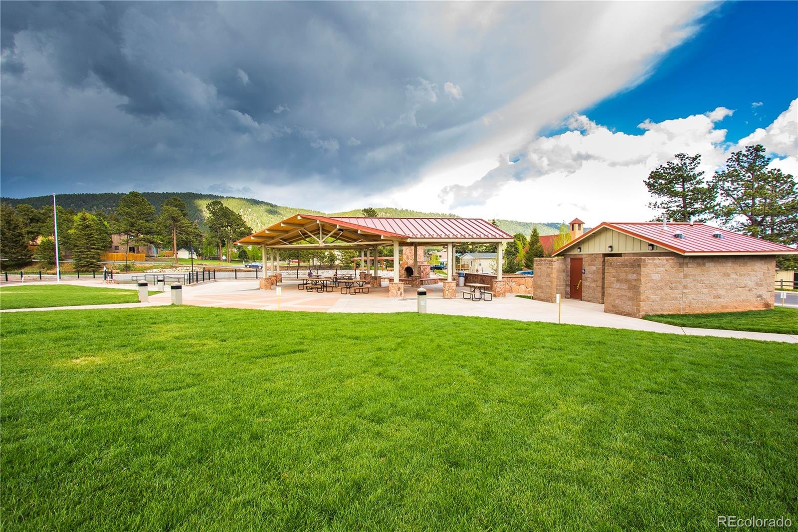 MLS# 8168025 - 22 - 1215 Cottontail Trail, Woodland Park, CO 80863