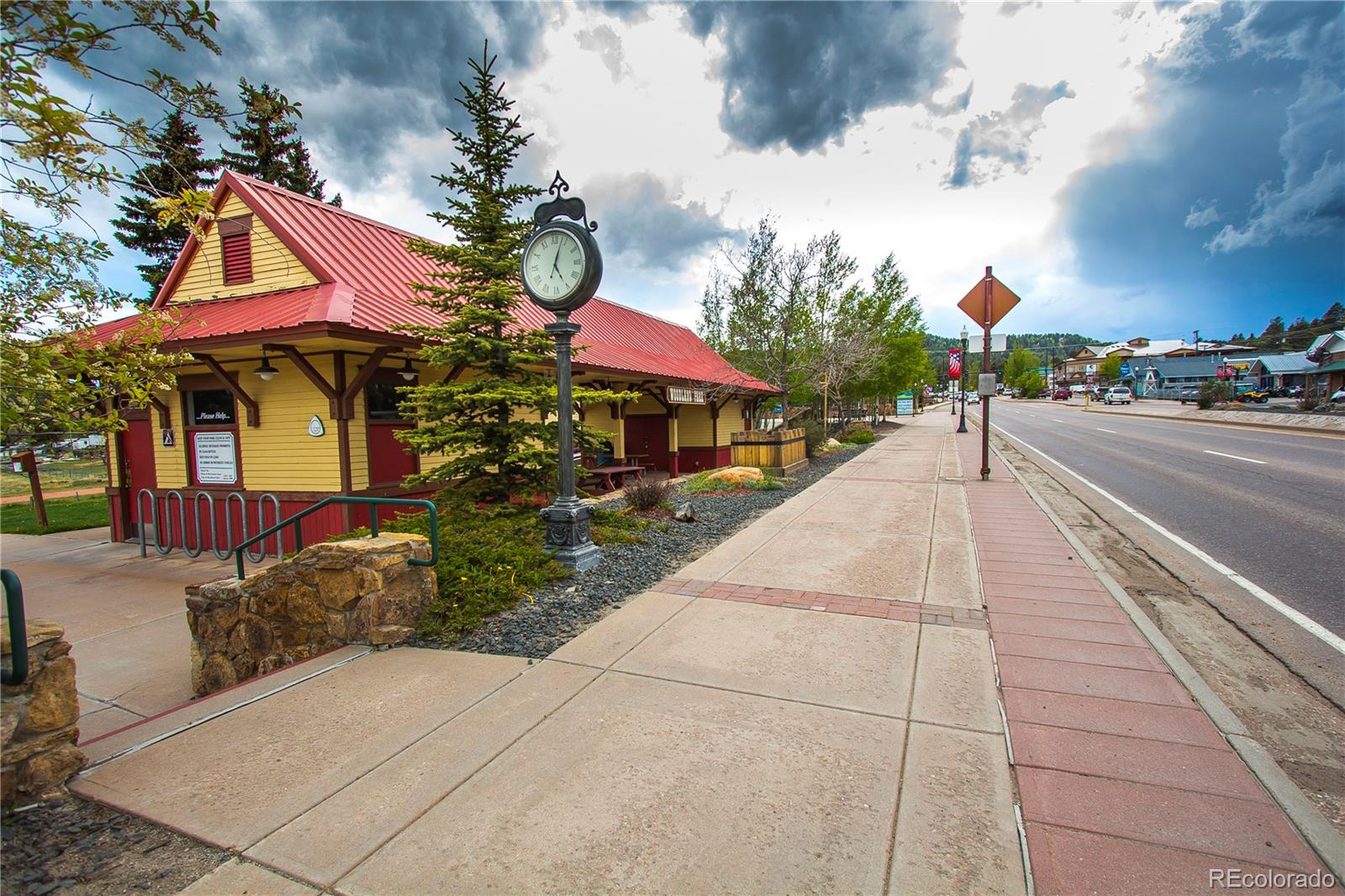 MLS# 8168025 - 28 - 1215 Cottontail Trail, Woodland Park, CO 80863