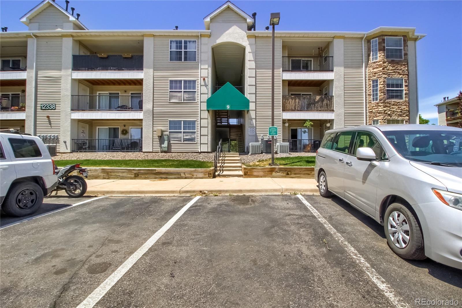 MLS# 8175765 - 3 - 12338 W Dorado Place #201, Littleton, CO 80127