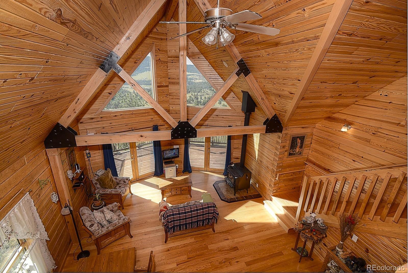 MLS# 8182693 - 19 - 396 Eagle Nest Trail, Guffey, CO 80820