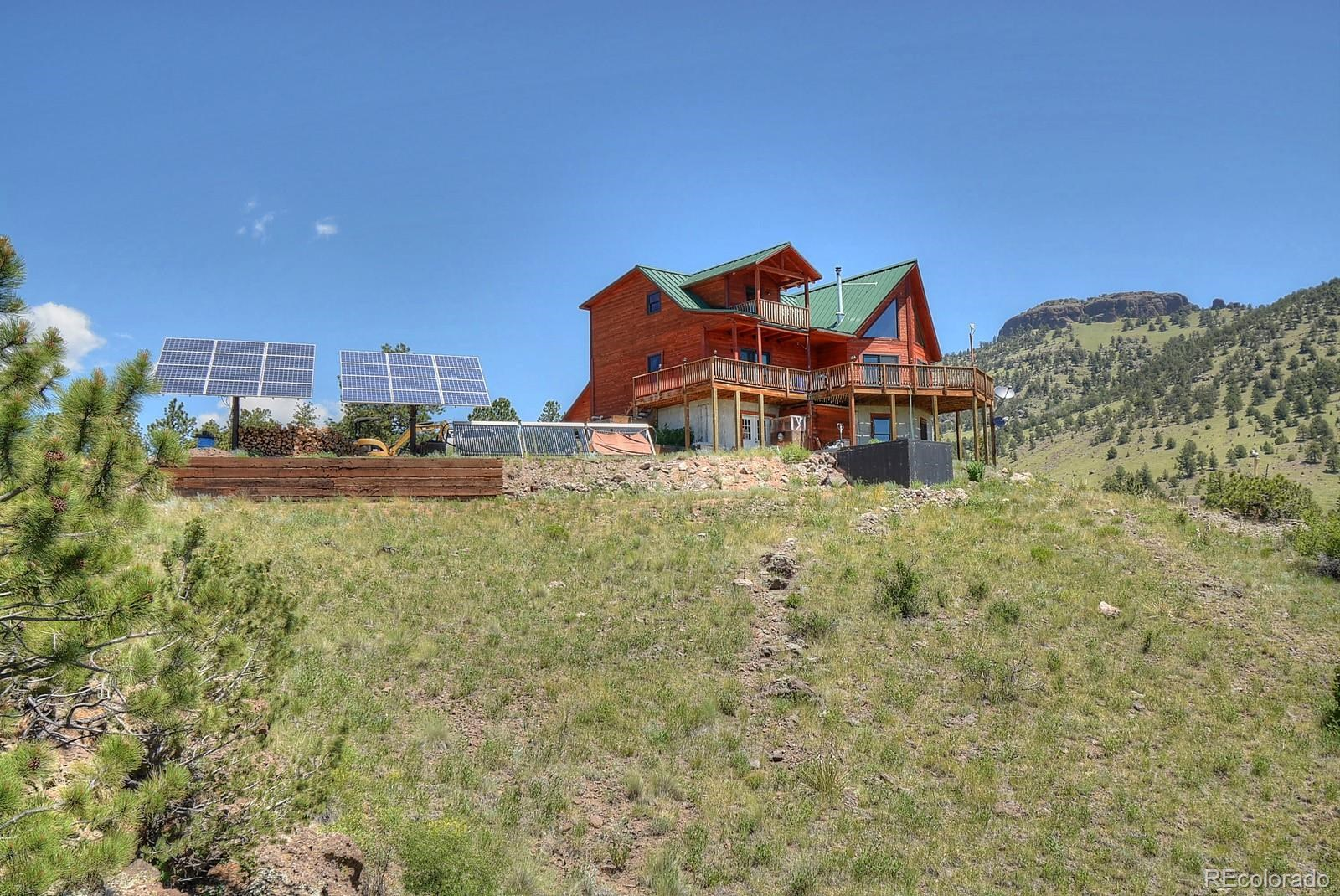 MLS# 8182693 - 4 - 396 Eagle Nest Trail, Guffey, CO 80820