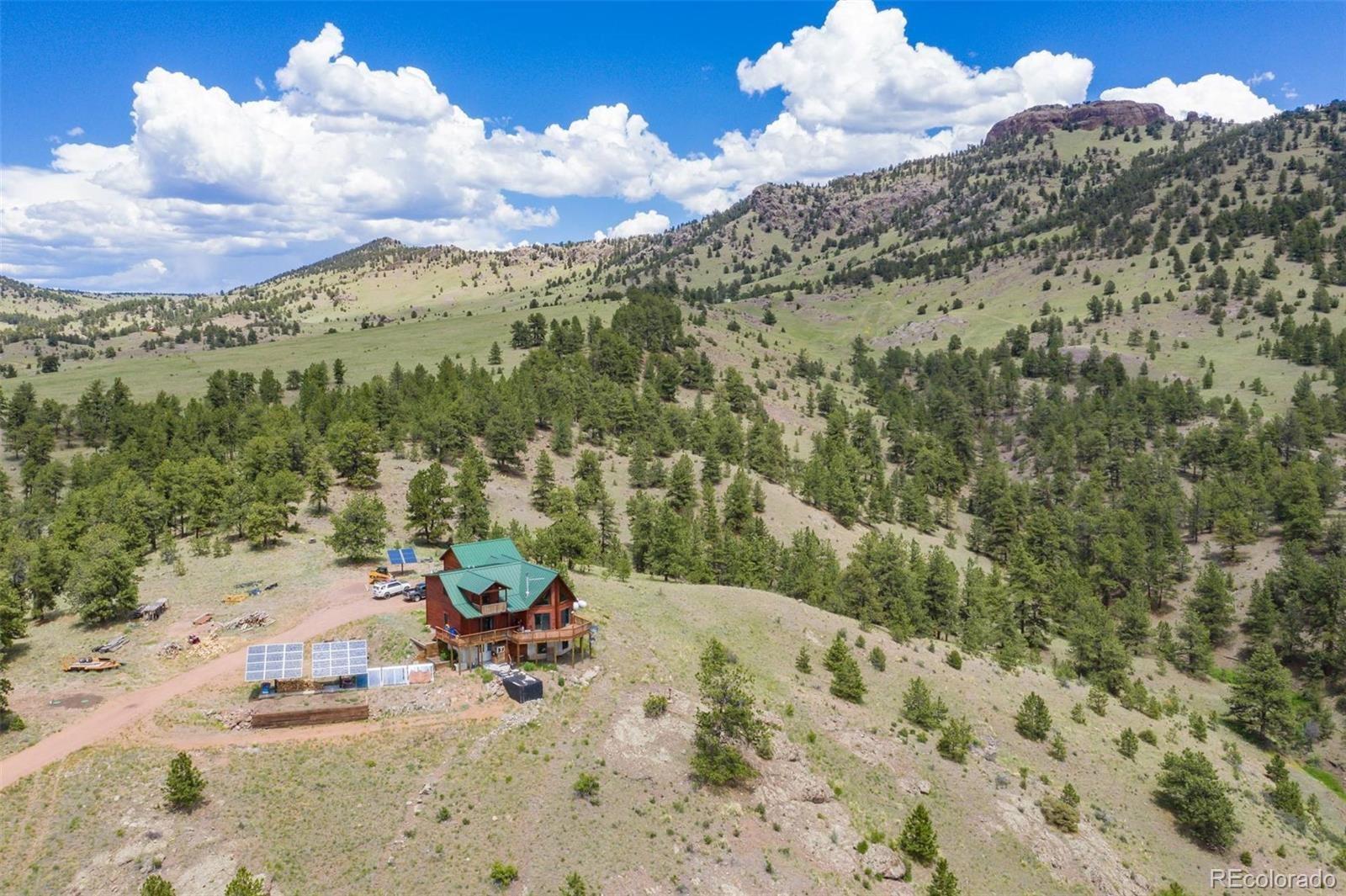 MLS# 8182693 - 31 - 396 Eagle Nest Trail, Guffey, CO 80820