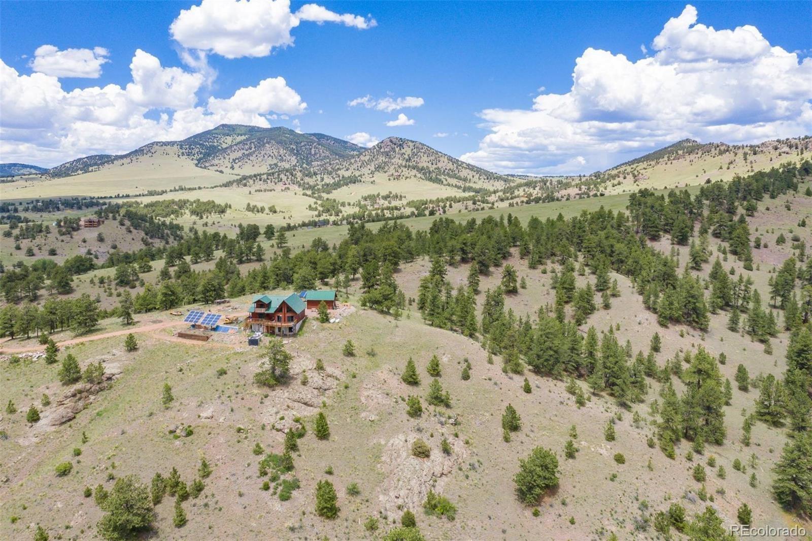MLS# 8182693 - 32 - 396 Eagle Nest Trail, Guffey, CO 80820