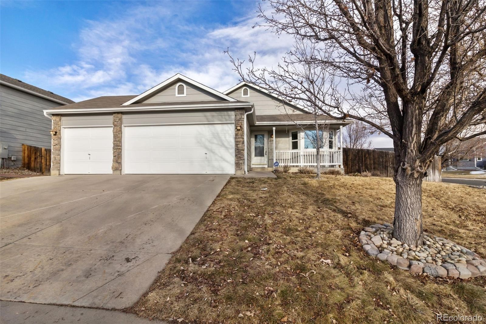 MLS# 8213985 - 1 - 2242  S Uravan Street, Aurora, CO 80013
