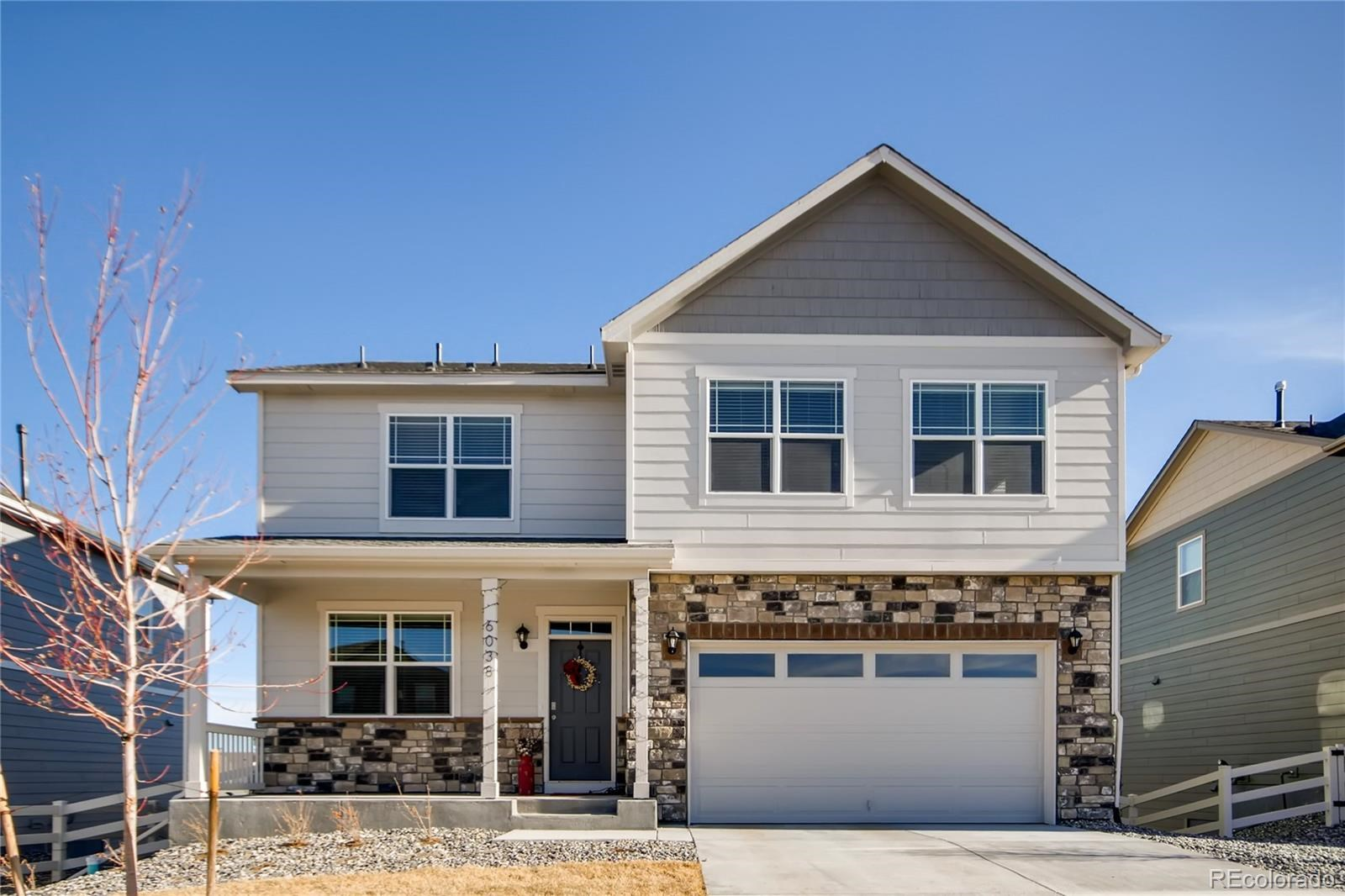 MLS# 8231798 - 3 - 6038 High Timber Circle, Castle Rock, CO 80104