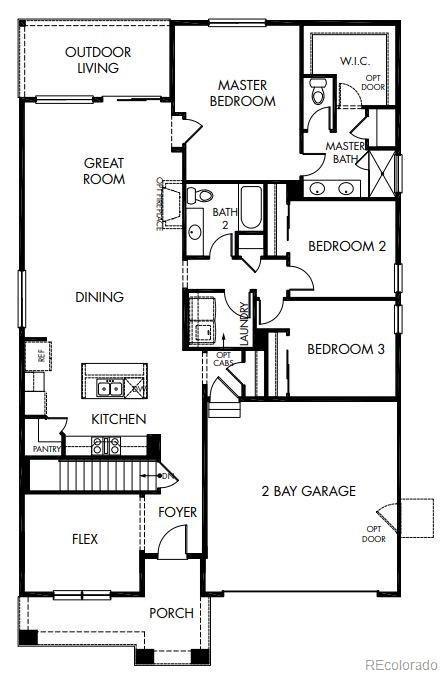 MLS# 8253444 - 2 - 1390 W 170th Avenue, Broomfield, CO 80023