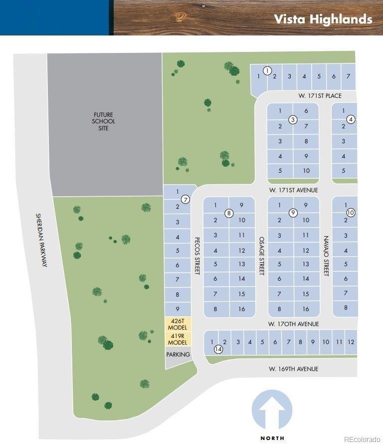 MLS# 8253444 - 3 - 1390 W 170th Avenue, Broomfield, CO 80023