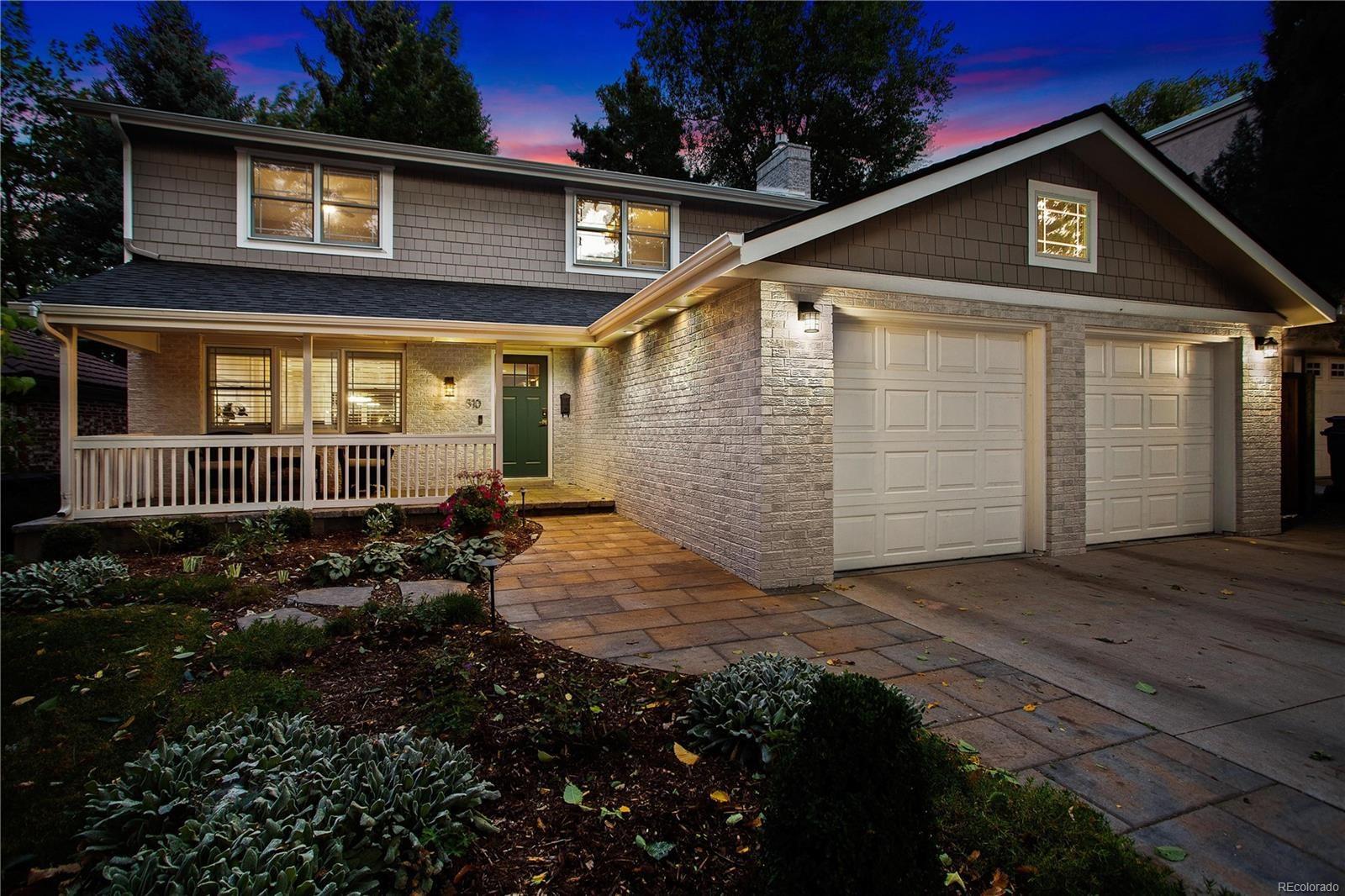MLS# 8289939 - 1 - 510  Fairfax Street, Denver, CO 80220