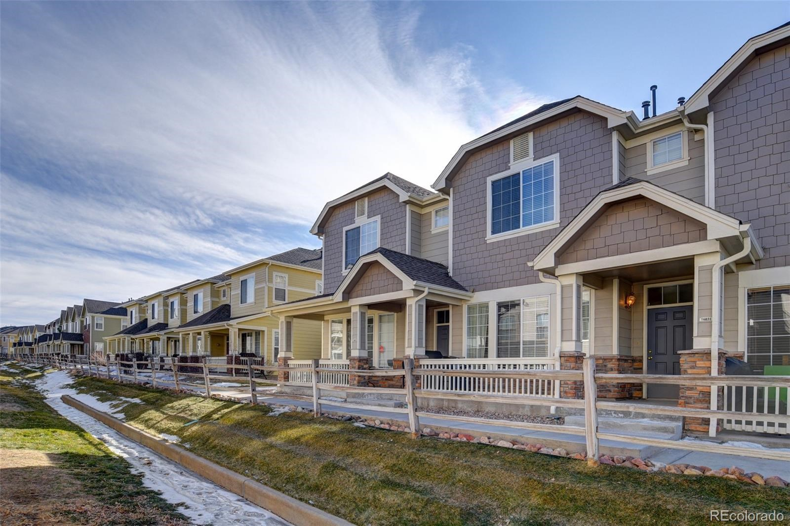 MLS# 8305054 - 21 - 16031 E Geddes Drive #62, Aurora, CO 80016