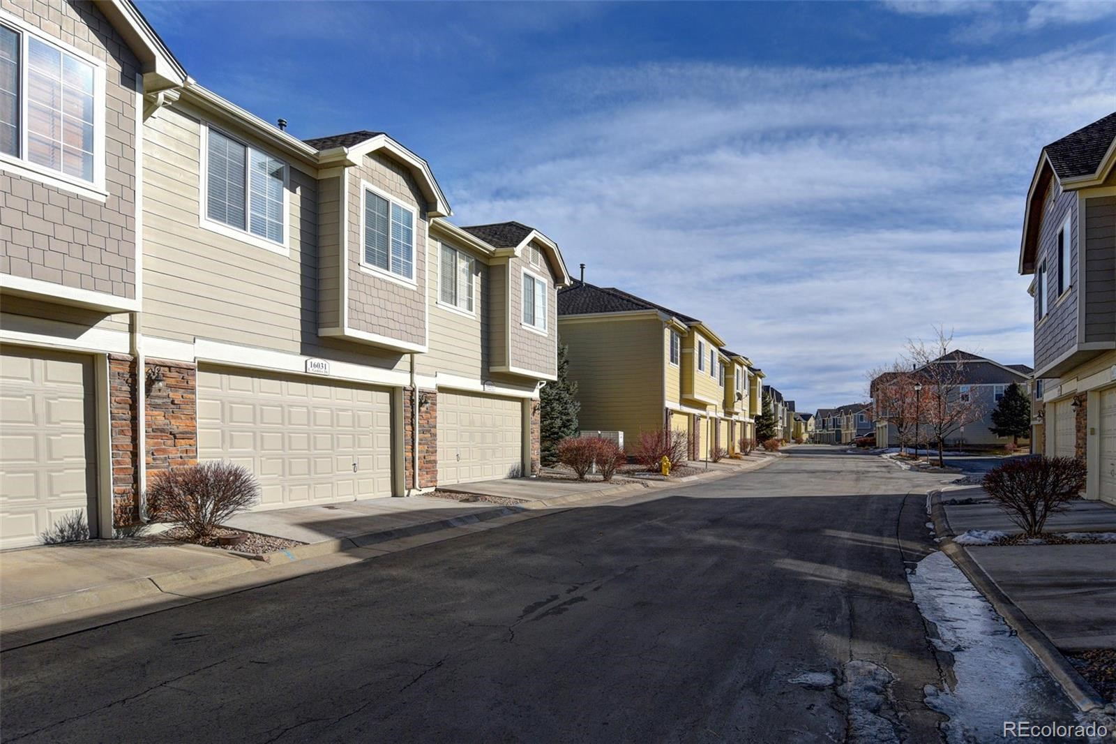 MLS# 8305054 - 22 - 16031 E Geddes Drive #62, Aurora, CO 80016