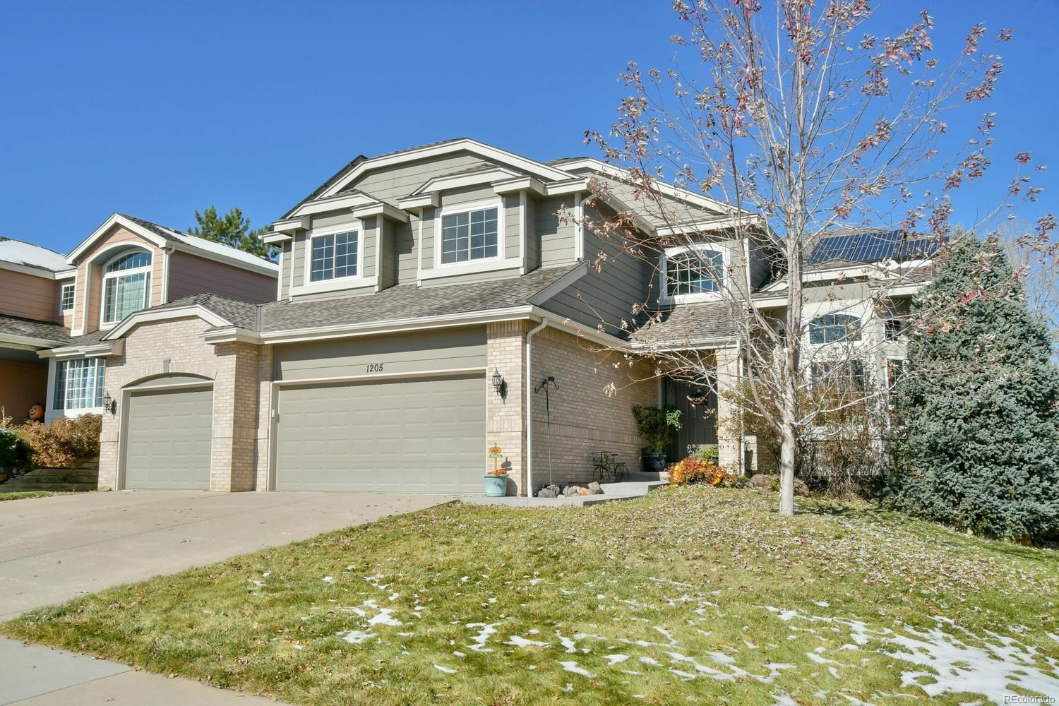 MLS# 8309835 - 2 - 1205 Imperial Way, Superior, CO 80027