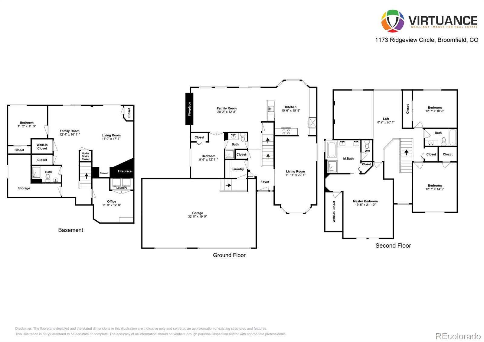 MLS# 8318039 - 40 - 1173 Ridgeview Circle, Broomfield, CO 80020