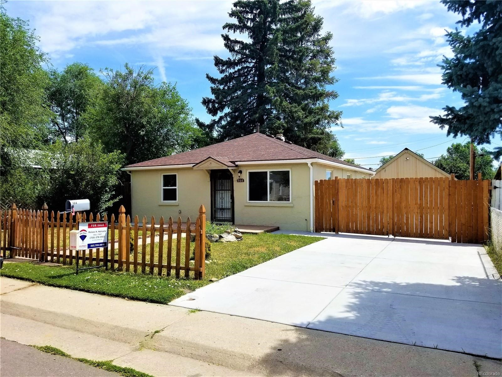 MLS# 8325403 - 1 - 364  S Osceola Street, Denver, CO 80219