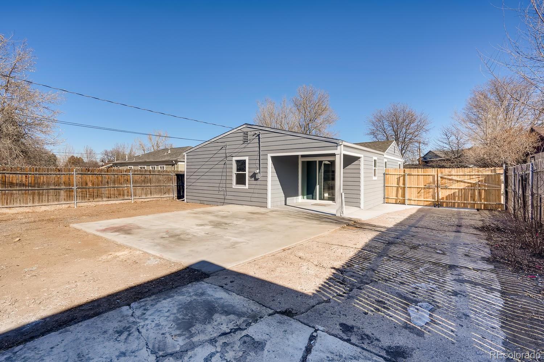 MLS# 8354803 - 10 - 871 S Vrain Street, Denver, CO 80219
