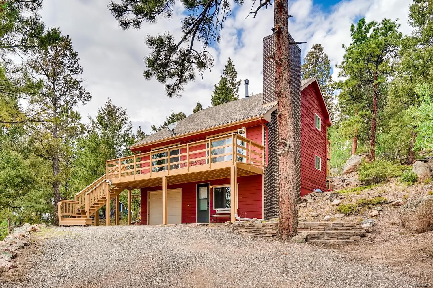 MLS# 8376760 - 19 - 30915 Walter Drive, Conifer, CO 80433
