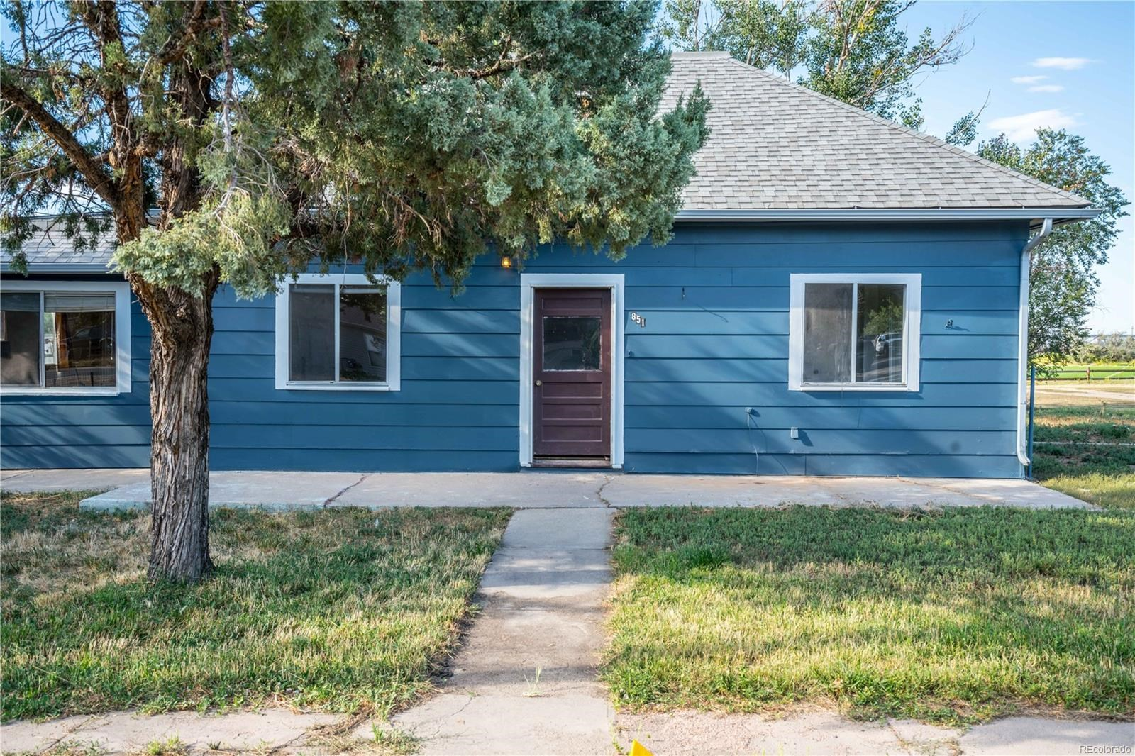MLS# 8415576 - 2 - 851 Main Street, Hudson, CO 80642