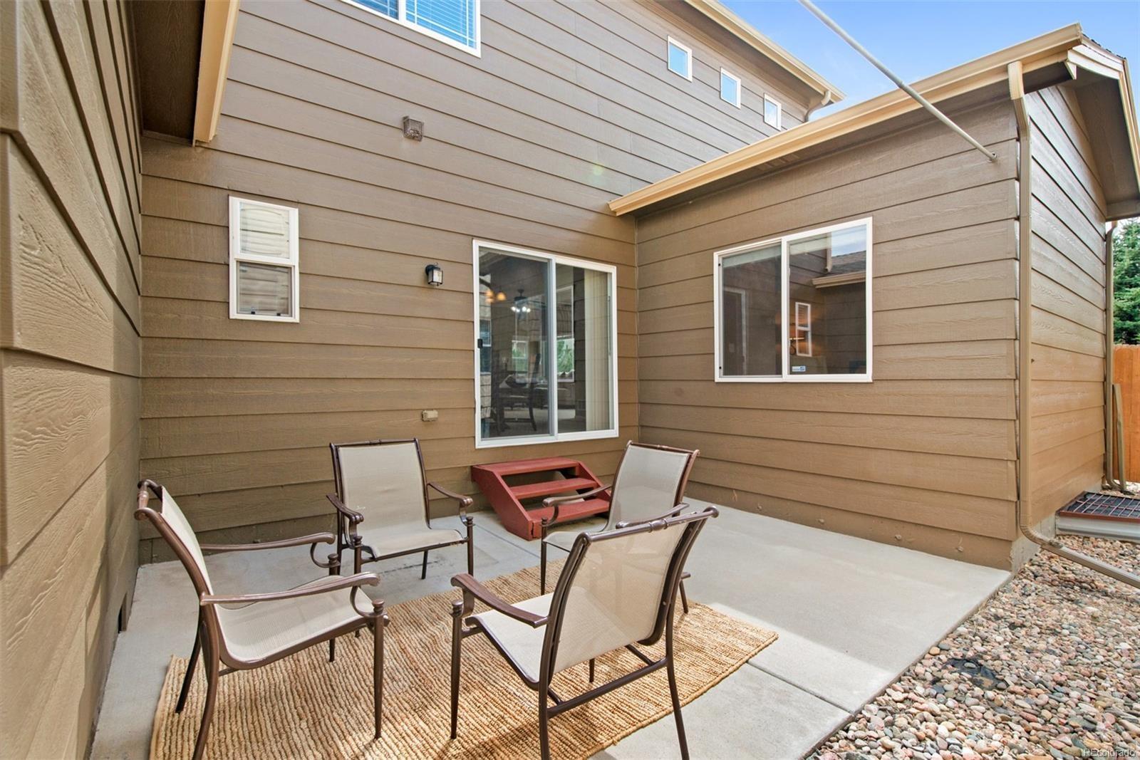 MLS# 8430829 - 1 - 6612  Euclid Drive, Colorado Springs, CO 80923