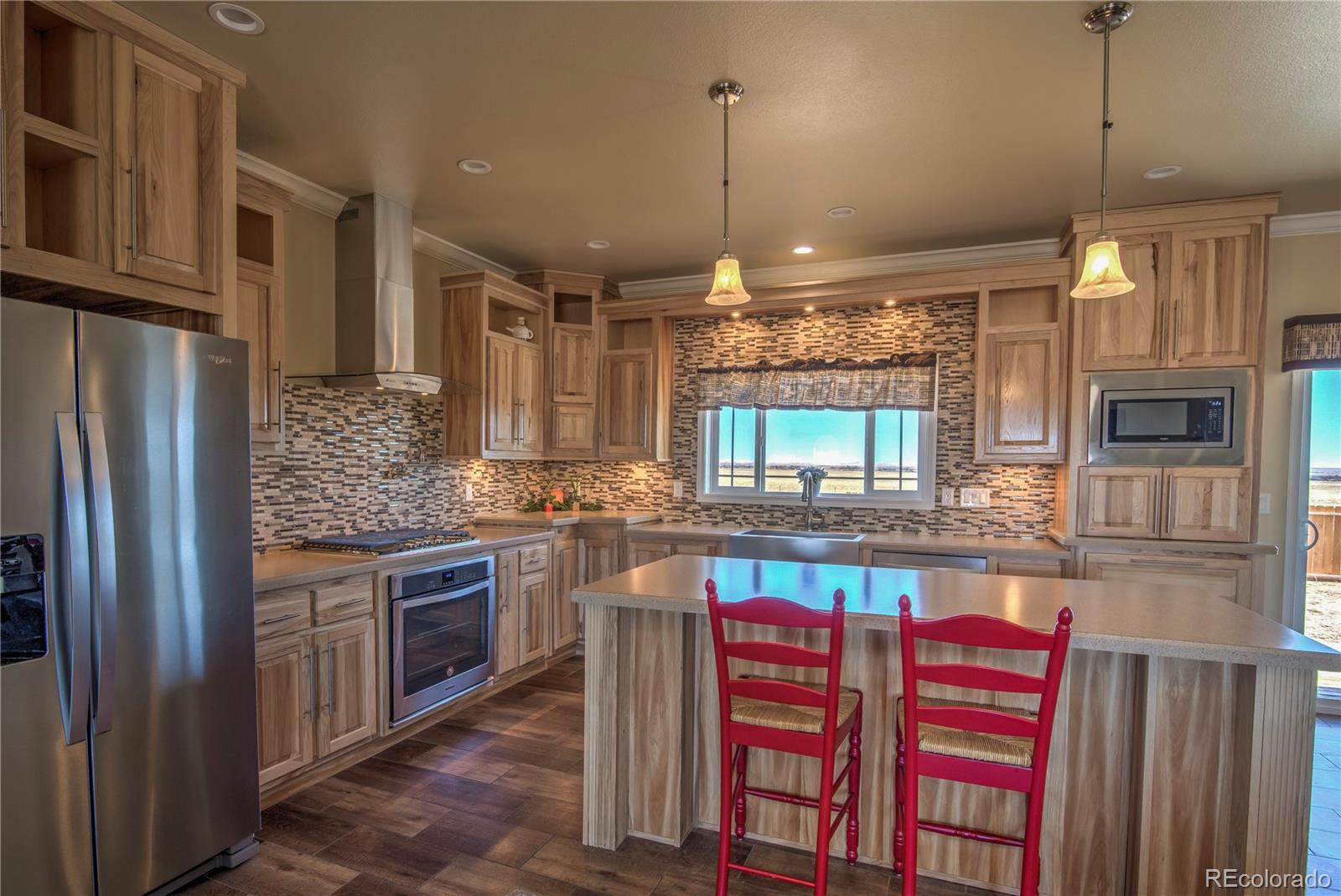 MLS# 8441040 - 4 - 595 Spotted Owl Way, Calhan, CO 80808