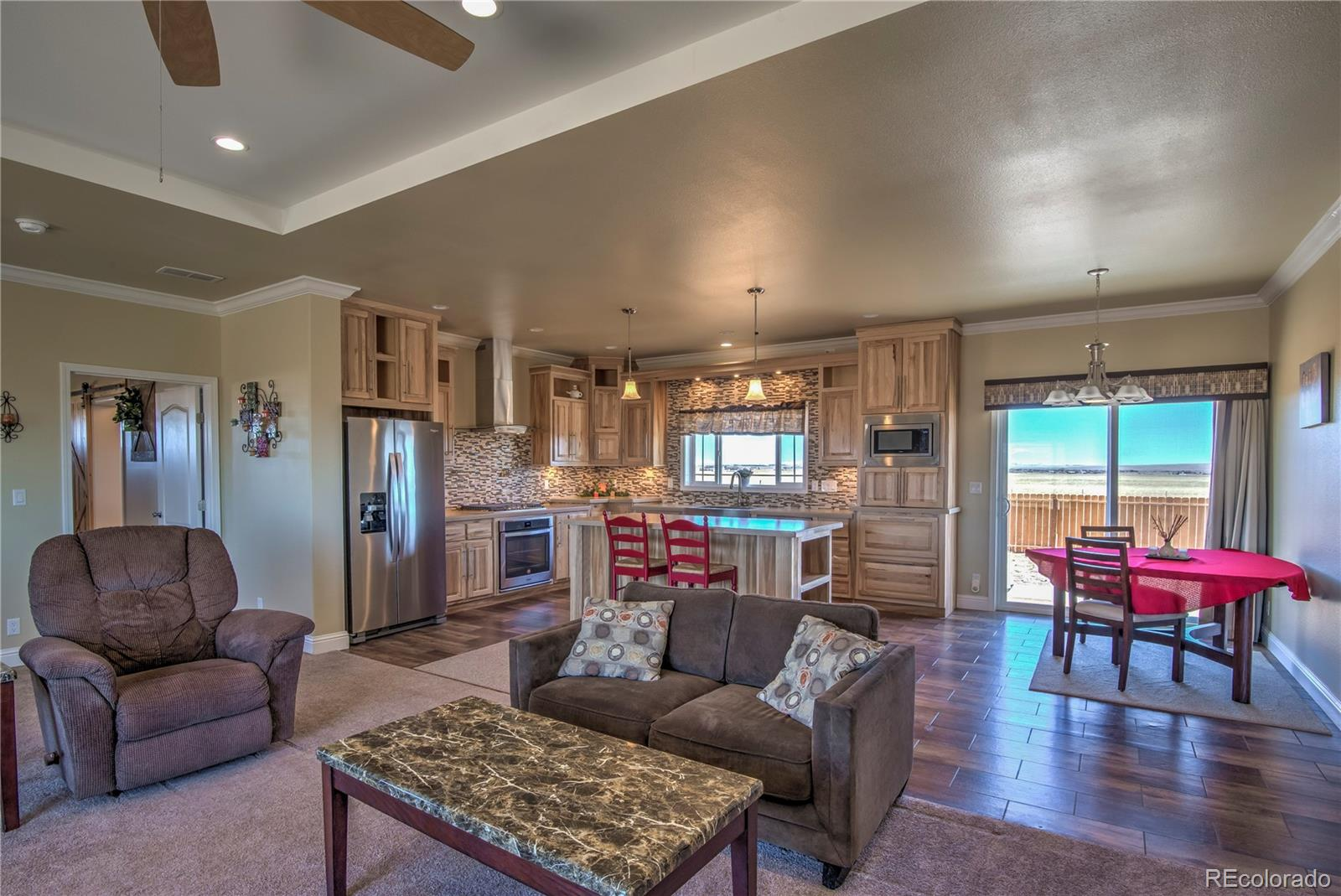 MLS# 8441040 - 8 - 595 Spotted Owl Way, Calhan, CO 80808