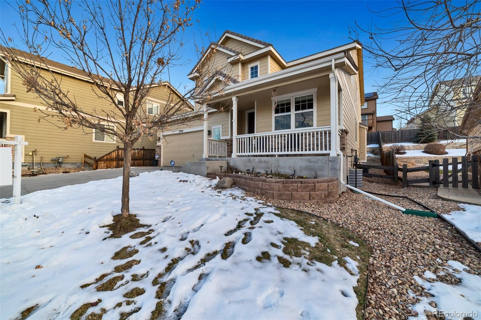 MLS# 8550062 - 2 - 13950 Eisberry Way, Parker, CO 80134