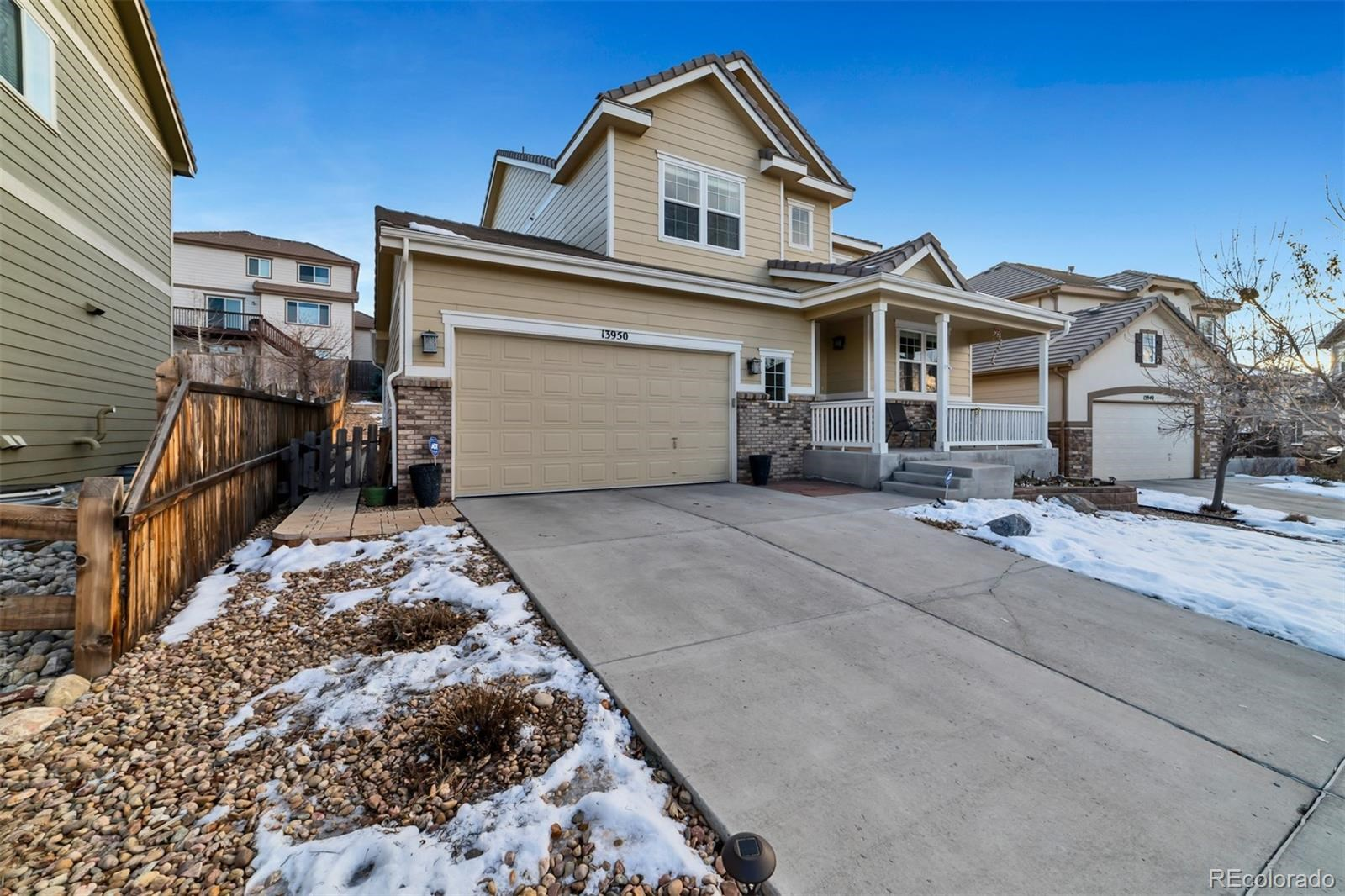 MLS# 8550062 - 3 - 13950 Eisberry Way, Parker, CO 80134