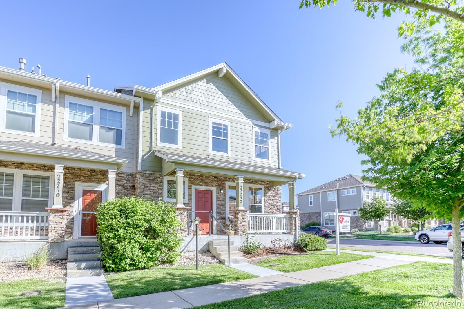 MLS# 8551789 - 2 - 22752 E Briarwood Place, Aurora, CO 80016